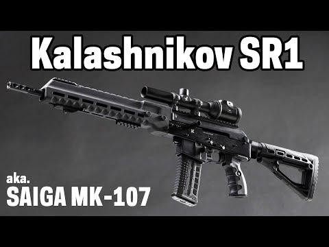 Kalashnikov SR1 / Saiga MK-107 (deutsch)