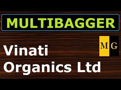 Vinati Organics Multibagger Stock 2018 India by Markets Guruji