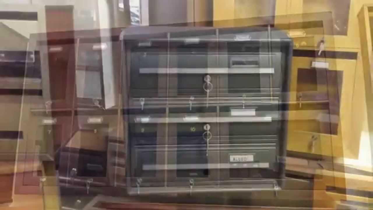 Cassette Postali a Roma della Posta 2000 - YouTube