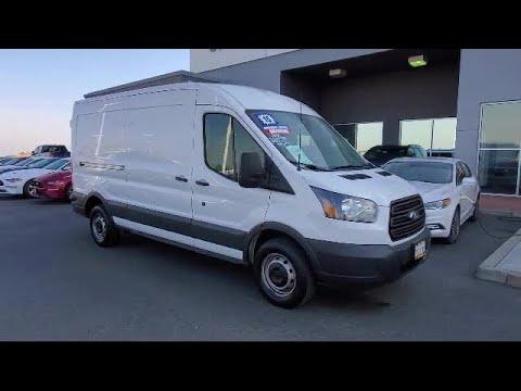2015 Ford TRANSIT CARGO VAN T250 Antioch Pittsburg Brentwood Concord Walnut Creek
