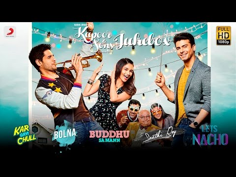 Kapoor & Sons Jukebox | Sidharth Malhotra|...
