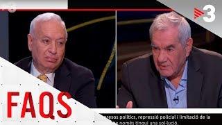 FAQS - Ernest Maragall i José Manuel García Margallo, cara a cara