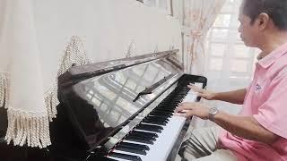 SABAR MENANTI - Dato' Ahmad Nawab Broery Marantika Piano cover