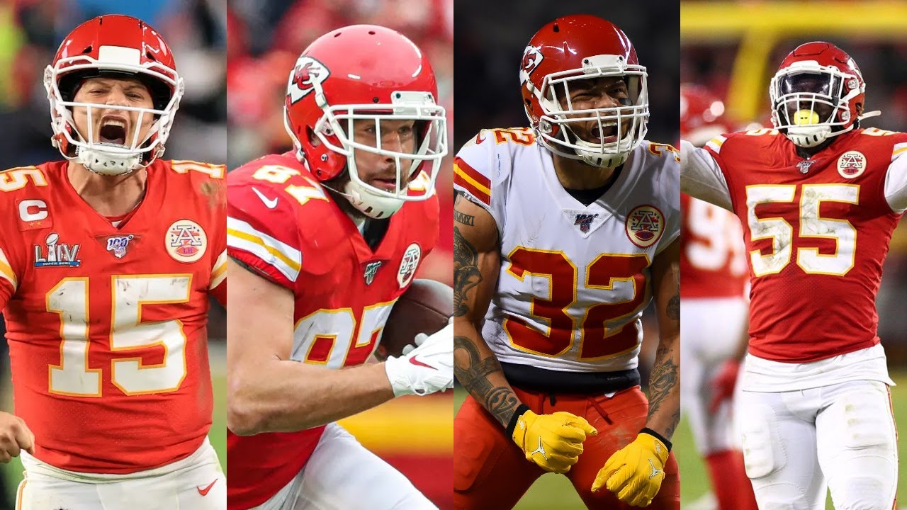 Kansas City Chiefs   2019-20 Season Highlights ᴴᴰ