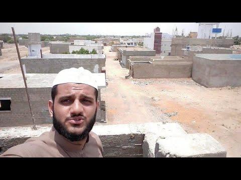 Cheapest plots in Karachi /new vlog