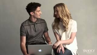 I Yahoo'd Myself with Natalie Dormer