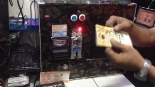 BILL & COIN CHANGER From: Sta. Rita Guiguinto Bulacan Mobile number : 09352040222