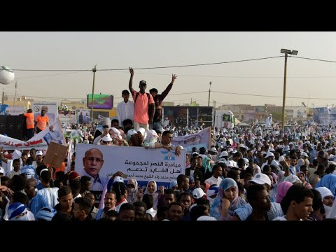 الموريتانيون يصوتون لاختيار رئيس جديد لأول مرة منذ 59 عاما  - نشر قبل 43 دقيقة