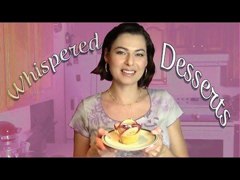 Whispered Desserts: Apple Rose Puffed Pastry~Whisper/Soft-spoken