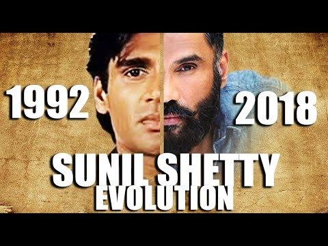SUNIL SHETTY Evolution 19922018