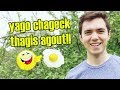 SPEAKING EGG LANGUAGE! (+ how to)