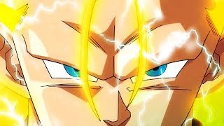 Super Saiyan 3 Trunks is Born