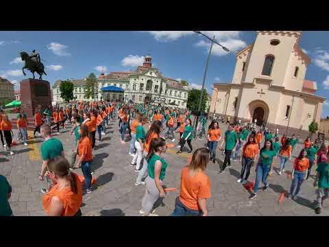 Zrenjaninski maturanti - Kadril 2018 - I love Zrenjanin