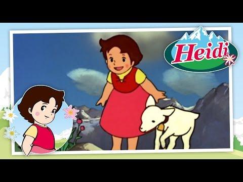Heidi - Episodio 4 - Uno más en la familia