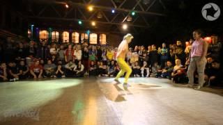 ENERGY 2012 | B-girl - Yulya vs Curly Sue
