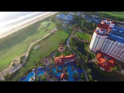 Hammock Beach Resort, Palm Coast Florida.