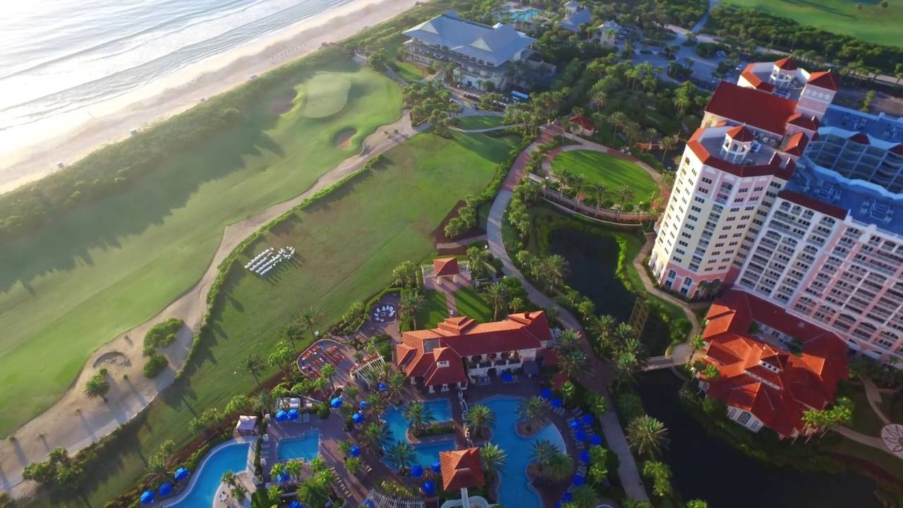 Hammock Beach Resort, Palm Coast Florida. - YouTube