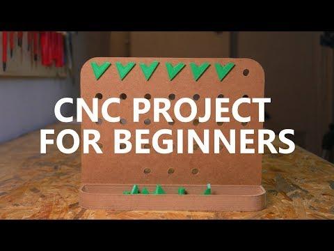 Goal Calendar - DIY Dremel CNC project