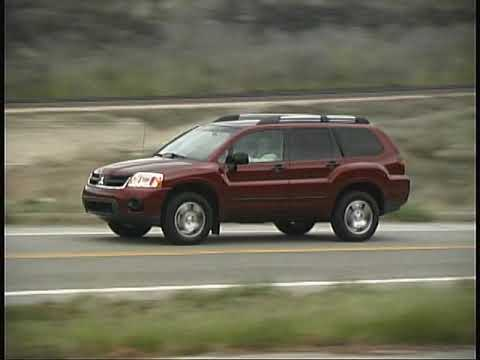 2006 Mitsubishi Endeavor Sport Truck Connection Archive Road Tests
