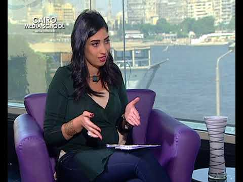 "Dona Mohamed - Presenting Talk Shows September "" Ramy Radwan """