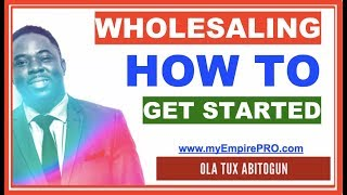 HOW TO DO REAL ESTATE WHOLESALING