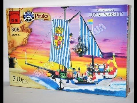27 сен 2017. Игровой набор пиратский корабль из серии molto blocks от компании полесье сыну подарили на 2 годика. Корабль был упакован в большую красочную коробку с удобной ручкой для переноски. Игровой набор включает в себя: корабль фигурку пирата конструктор (30 деталей) сборка.