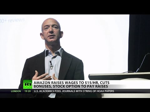 Amazon Cuts Bonuses For Wage Increase