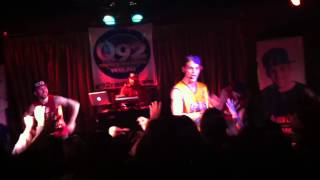 Aaron Carter - Saturday Night (The After Party Tour - Akron,OH)