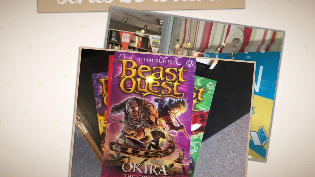 beast quest  youtube