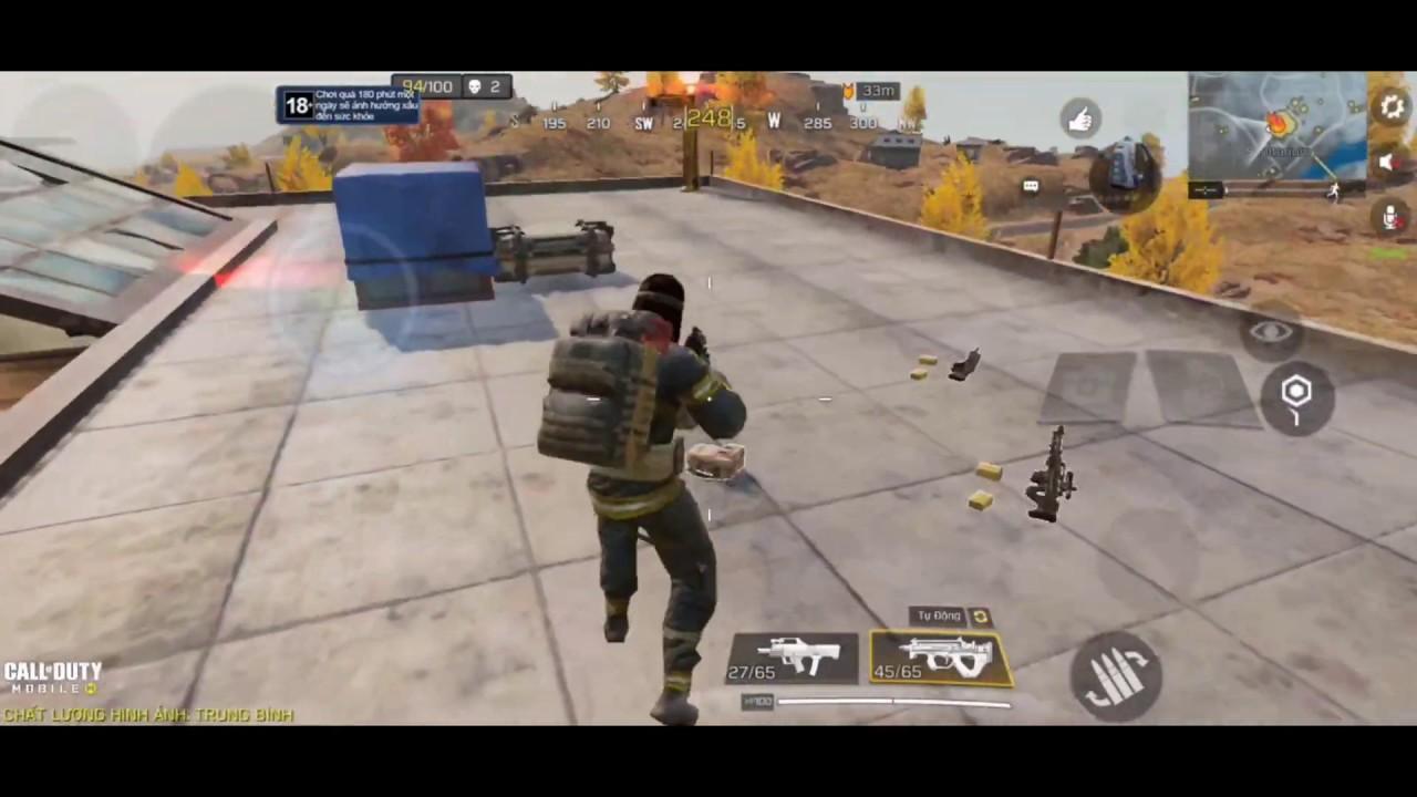 Nhận miễn phí nhân vật Vanguard trong Call of Duty Mobile VN