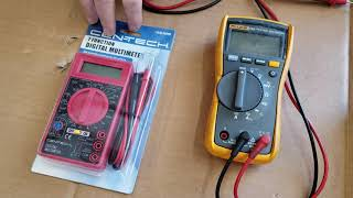 How to Test your TravelScoot Battery (Multimeter)