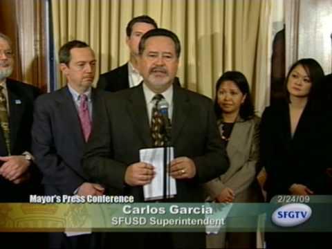 Mayor Newsom Releases Rainy Day Funds to Save Teachers' Jobs