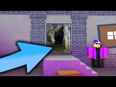 WHAT IS BEHIND THIS DOOR IN ROBLOX ASSASSIN?!