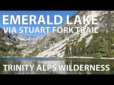 Pre-joy on the Stuart Fork Trail | Trinity Alps Wilderness