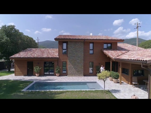 Casa biopasiva House Habitat Sant Esteve de Palautordera I
