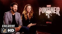 Jon Bernthal and Giorgia Whigham Exclusive Interview for The Punisher Season 2