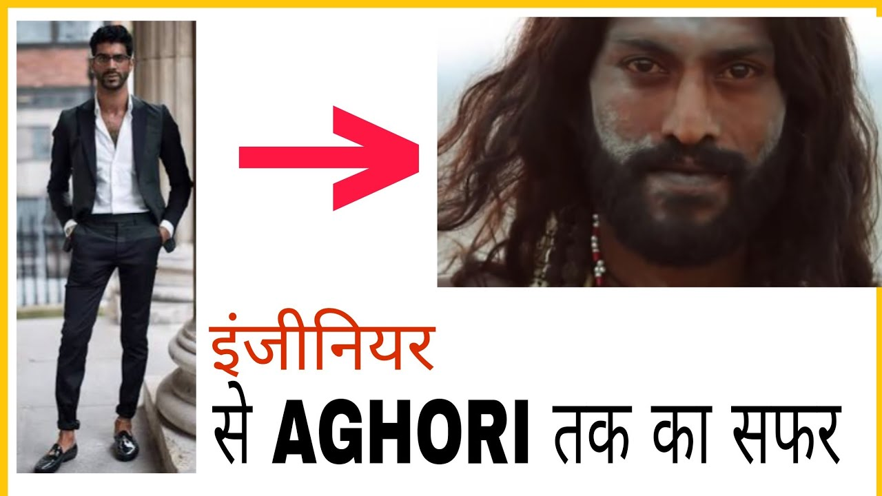 Part 3 || Watch it to believe It || The terrifying Aghori sadhus BY SACRED  INDIA