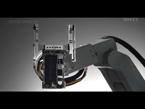 This robot will rip your iPhone apart