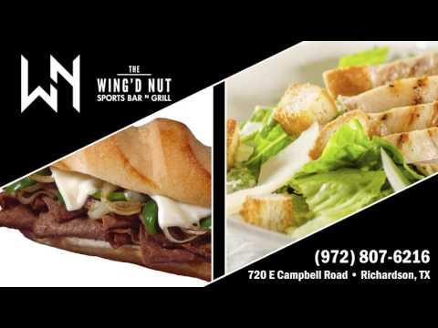 Wing'd Nut Sports Bar n Grill | Restaurants in Richardson