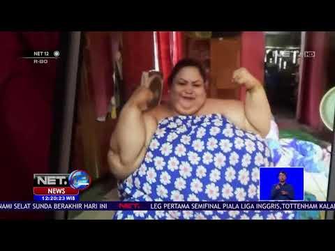 Titi Jalani Pemeriksaan Obesitas di Rumah - NET 12