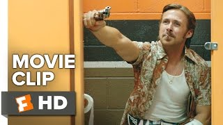 The Nice Guys Movie CLIP - I'm Not Here to Hurt You (2016) - Ryan Gosling, Russell Crowe Movie HD