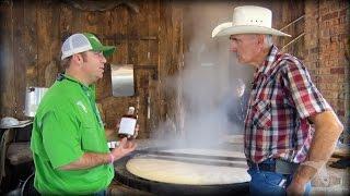 Making Sugar Cane Syrup an Old Florida Tradition  - Florida Cracker Kitchen