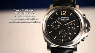 Panerai Luminor 356 Daylight Chronograph