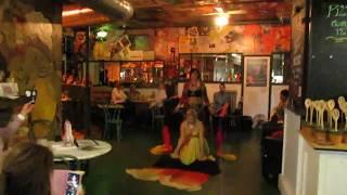 Belly Dancing at The Green Tara ---12 of 18 clip