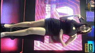 【無限HD】COMPUTEX TAIPEI 2019 國電展 COLORFUL 展示最新美腿(4K HDR)