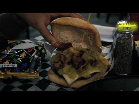 Best Burger In Memphis & Sushi Jimmi!? Dine01 Vlog #2