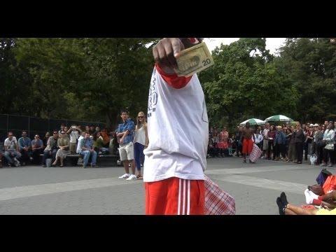 Video#1183 Street Acrobat Twins 2013