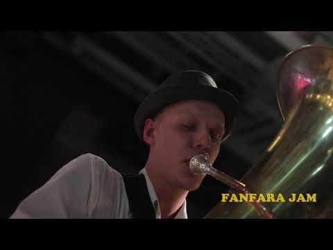 FANFARA JAM - одесско-балканский духовой оркестр!..