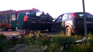 Accident mortal botosani