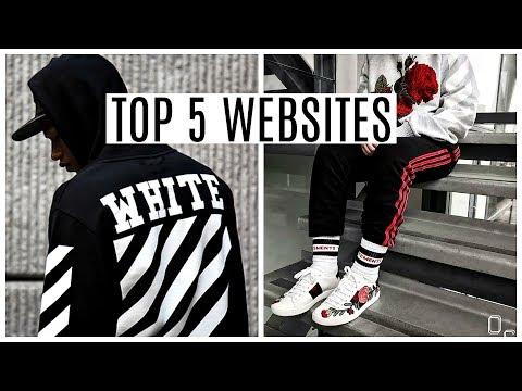 HOW TO BUY STREETWEAR ON A BUDGET | Top 5 Streetwear Websites | Daniel Simmons